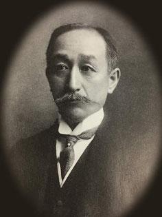 三井八郎右衛門高棟 肖像写真