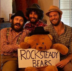 Rocksteady bears