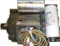 Wechselstrommotor für Getriebe mit Ritzel