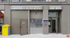 Cabinet médical Louvois à Vélizy-Villacoublay.