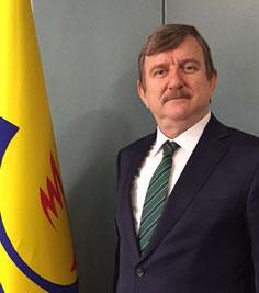 PTT chairman Harun Maden