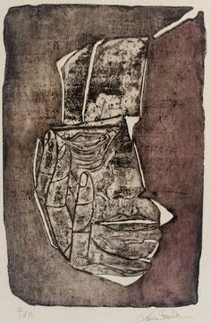 Laura Bertazzoni, La testa di pietra