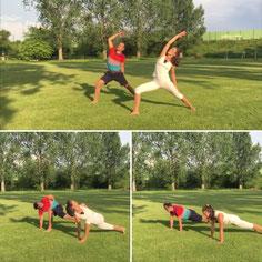 """Foto aus dem Video """"Yoga für den ganzen Körper"""""""