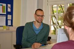 "Seit dem 01. Januar 2017 ist Eduard Nagel der neue ""Jobcoach"" des LEADER-geförderten Projektes. Foto: Anna Eckart, wfc"