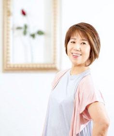 WellnessYOKO代表 藤原葉子 プロフィール写真