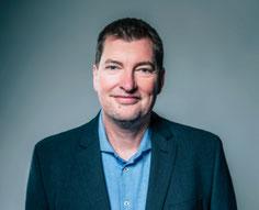 Geschäftsführer und Unternehmensberater Carsten Straub