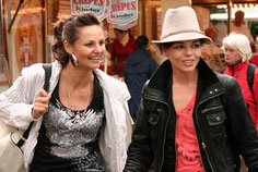 Chrissi & Becca