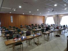 Universtité d'été 2013 des sophrologues caycédiens