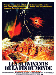 Les Survivants De La Fin Du Monde de Jack Smight - 1977 / Science-Fiction