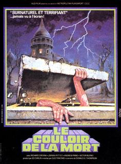 Le Couloir De La Mort de Gus Trikonis - 1978 / Epouvante - Horreur