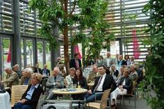 Meeting der Lions und Rotarier Hofgeismars