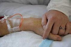 Canula per chemioterapia