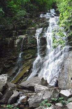 アロッシャの滝