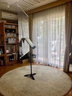 飛沫防止ビニールカーテン