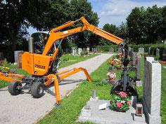 Friedhofsbagger, Friedhofbagger, BOKI 2052