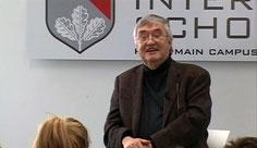 """Lesung: Peter Härtling """"Felix Guttmann"""""""