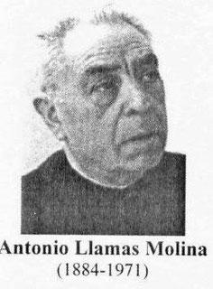 D. Antonio Llamas Molina