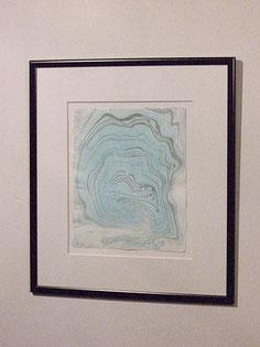 PAPIER-art ART-papier, Suminagashi, Papierbilder , Michaela Metzler, Mattsee, Salzburger Seenland