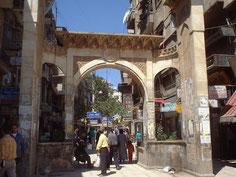 アレッポ旧市街