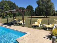 Vakantiewoning met zwembad in de Auvergne