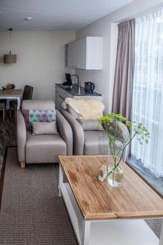 Vakantieverblijf op texel, een mooie suite in het centrum van de Koog