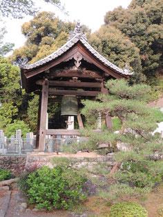 茨木大念寺 つりがね