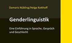 Bild: narr Studienbücher Rezension Kotthoff , Nübling: Genderlinguistik.