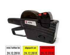 Preisauszeichner Blitz S14 Promo