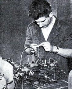 Bild 8 Triebschneidemaschine