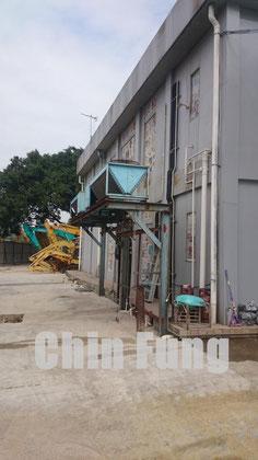 元朗倉地外牆翻新裝修工程