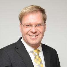 Johannes Kube, Mitglied der Geschäftsleitung der Commerzbank AG in Württemberg