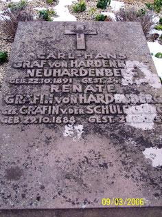 Fürst von Hardenberg Graf von Hardenberg 20. Juli 1944