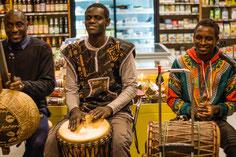 Heart-Beats of Africa, Foto: Klaus Wißkirchen