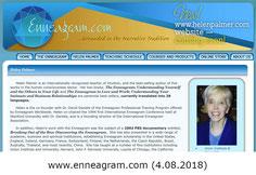 enneagram.com - Homepage von Helen Palmer (4.08.2018)
