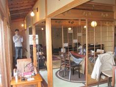 日本間の落ち着きがほっとする室内