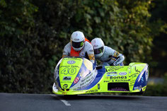 Formula 2 Julie Bourbange TT 2019