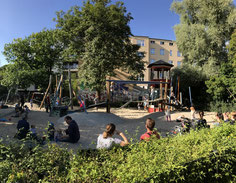 Top 5 playgrounds in Berlin Mitte