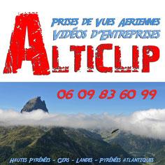 Photographie et video aerienne Tarbes Hautes Pyrénées