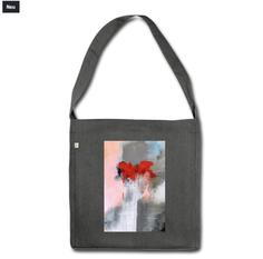 Accessoires Tasche mit rot