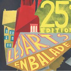 Les arts en balade lachaviche clermont ferrand 2020