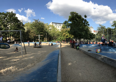 Top 5 playgrounds of Berlin Mitte