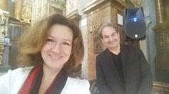 Helga Bauer Sängerin Hochzeit Pianist Andreas Vanura