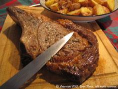 Côte de bœuf façon Krimo
