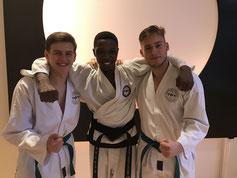Kampfkunst für Jugendliche
