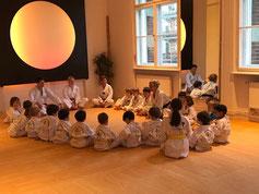Kampfkunst für Vorschulkinder