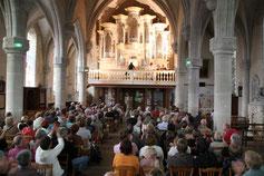 Festival Bach en Combrailles - Concert Helga Schauerte (2012)