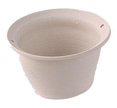 pot en céramique spécial