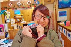 ダイビングCカードお渡し-埼玉県川口市ダイビングセンター・エナジー-