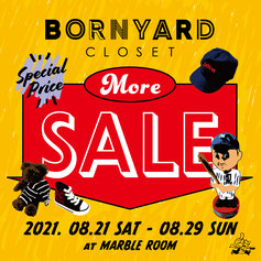 BORNYARD CLOSET More SALE