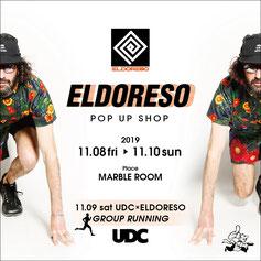 ELDORESO,ALDIES,UDC,RUNNING,OKAYAMA